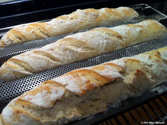 3 Baguette