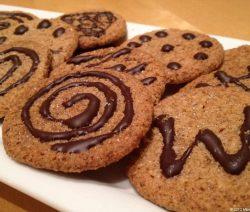 Mandel-Ingwer-Kekse mit Koriander