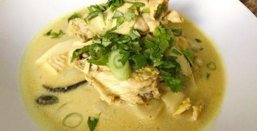 Haehnchen-Curry