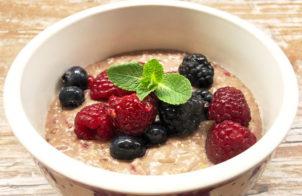 Protein-Porridge von Jamie Oliver