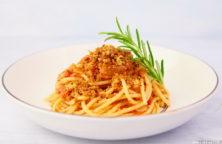 Spaghetti mit Fenchel und Salsiccia
